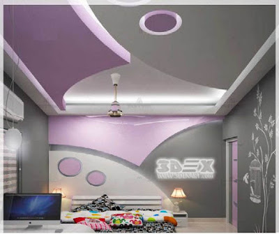 POP false ceiling designs 2018 for hall POP roof ceiling design for living rooms