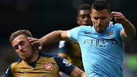 Manchester City vs Arsenal 2-2 Video Gol & Highlights