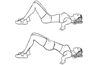 5. Bodyweight Hip Thrust