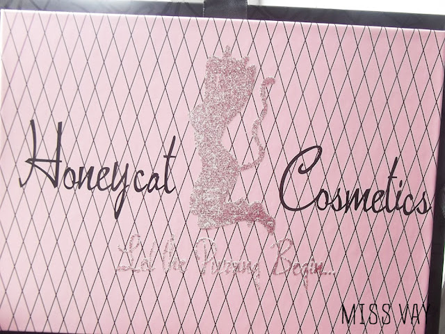 Amenity Kit-ty Honeycat Cosmetics