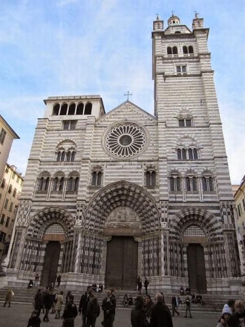 catedral de San Lorenzo de Genova