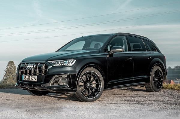 Audi SQ7 preparado por ABT