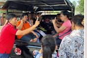 Bicara Dan Berbuat Sejalan, Joune Ganda Siapkan Armada Angkutan Gratis Untuk Tiga Desa di Minut