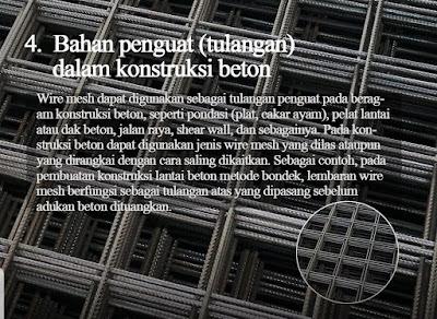 Besi Wiremesh Jakarta Berkualitas