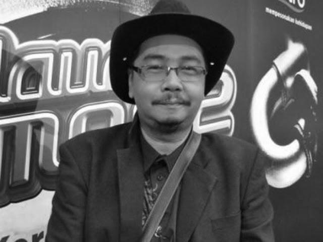 Komposer Adnan Abu Hassan Meninggal Dunia - AL FATIHAH