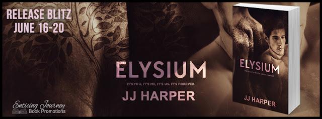 Blog Post: Exclusive Excerpt & Teasers J.J Harper - Elysium