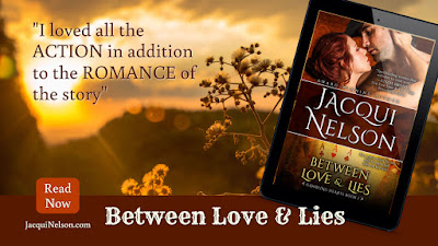"""Book review """"I loved all the action in addition to the romance of the story."""""""