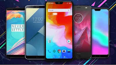 5 Best Smartphones of 2019