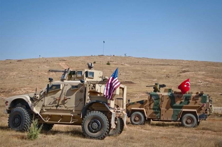 Η συνεργασία του Ιράκ με ΗΠΑ - Τουρκία και τα όρια της συνεργασίας αυτής
