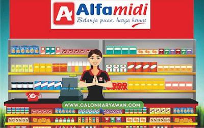 Lowongan Kerja PT Midi Utama Indonesia Tbk (Alfamidi) Terbaru 2020