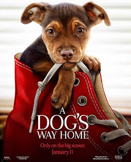 مشاهدة فيلم A Dog's Way Home 2019 مترجم