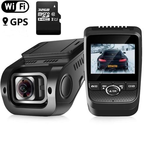 Vizomaoi V8 WiFi GPS Cars Dash Cam Camera