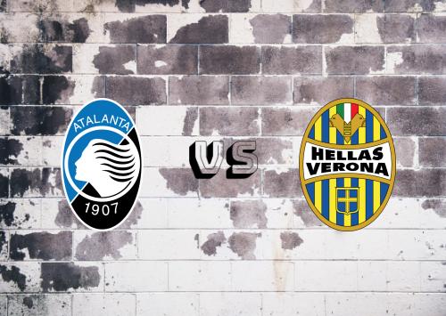 Atalanta vs Hellas Verona  Resumen