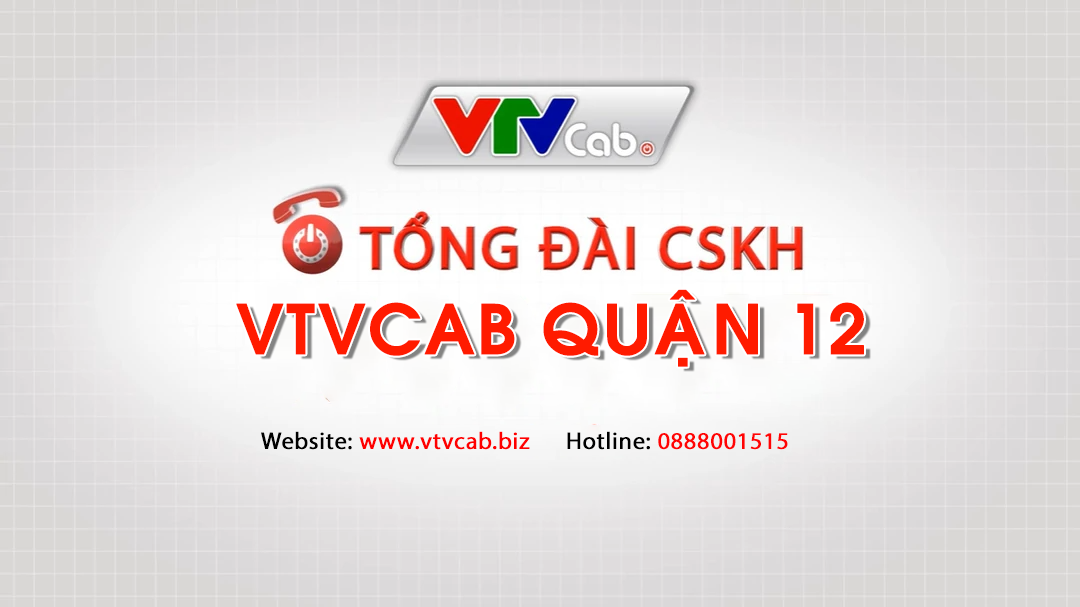 VTVcab chi nhánh Quận 12