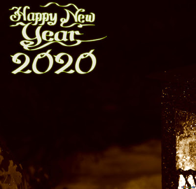 hapHappy New Year 2020 Wallpaper HD for Facebook - Twitter - WhatsApp