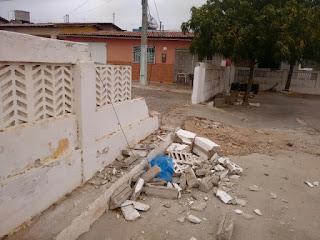 Em Picuí, imagem mostra precariedade no complexo do antigo 'Projeto Sertanejo'