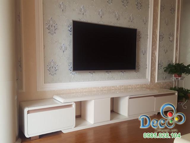 Kệ Tivi Đẹp Để Sàn Deco DB03