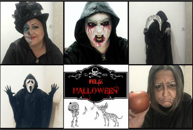 Halloween 5 disfraces en 1