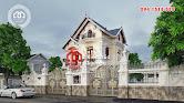 Biệt thự 2 tầng tân cổ điển mái thái lung linh ở Hải Dương - Mã số BT2543 - Ảnh 1
