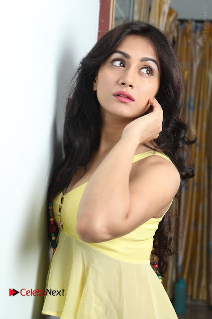 Telugu Actress Model Smithika Acharya Latest HD Stills from Ye Rojaithey Choosano  0002.JPG