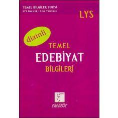 Karekök LYS Temel Edebiyat Bilgileri (Dizinli)