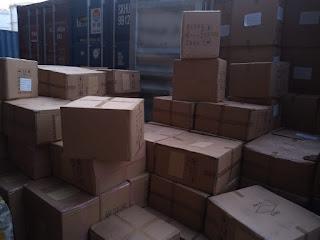 Jasa Import LCL Incoterm ExWork Charge Shenzhen-China  To Surabaya