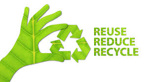 Reduce, reuse, recycle for Junk removal