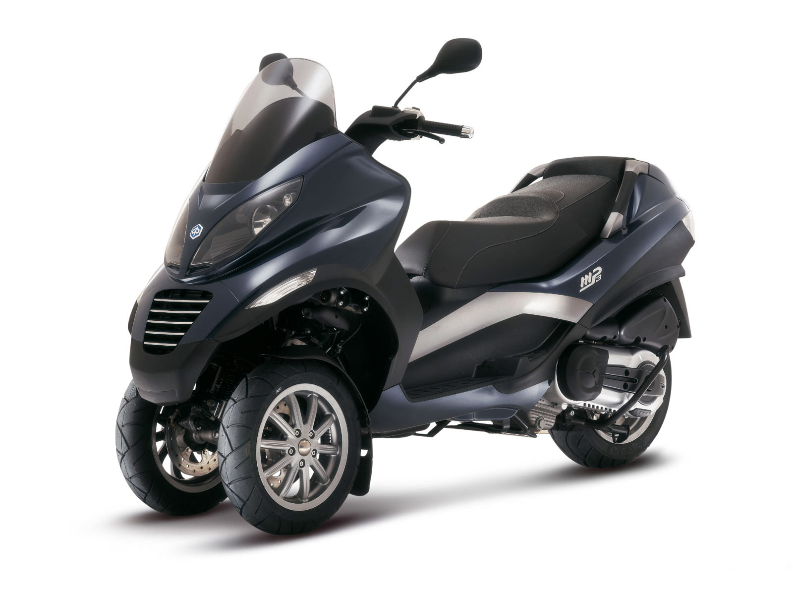 Piaggio Ie Scooter Pictures