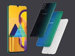 Samsung Galaxy M30s : Design