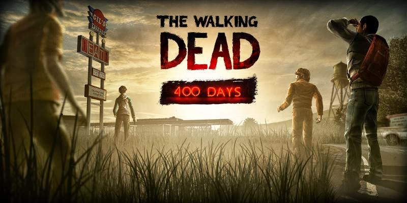 The Walking Dead: 400 Days Free Download Full Version For PC