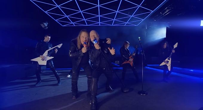 """Helloween lanza vídeo de """"Skyfall"""" su nuevo single"""