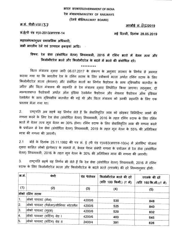 7th-cpc-running-staff-allownaces-order-in-hindi-page1-paramnews