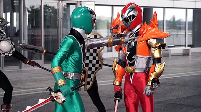 Kishiryu Sentai Ryusoulger Episode 26 Subtitle Indonesia