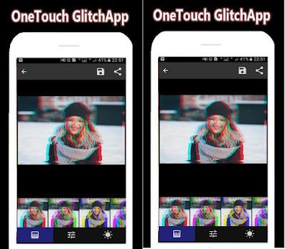 تحميل برنامج تعديل الفيديو والصور Glitch للأندرويد مدفوع آخر إصدار