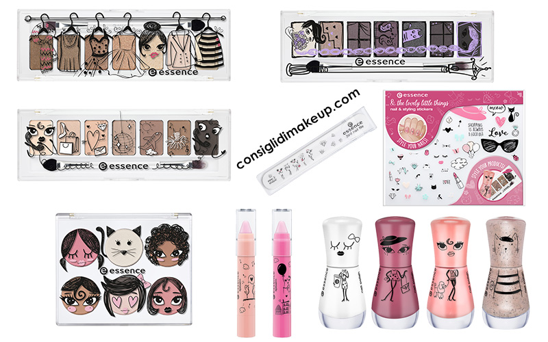 "Essence ..."" & the lovely little things"" nuova Trend Edition"