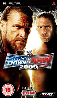 Cheat WWE Smackdown! vs. Raw 2009 PSP PPSSPP