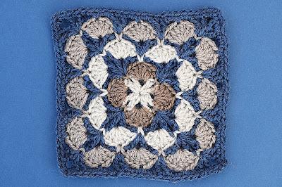 4 - Crochet Imagen Cuadro para mantas y cobijas a crochet y ganchillo por Majovel Crochet