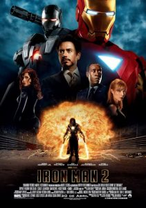 Iron Man 2 (2010) Online Español latino hd