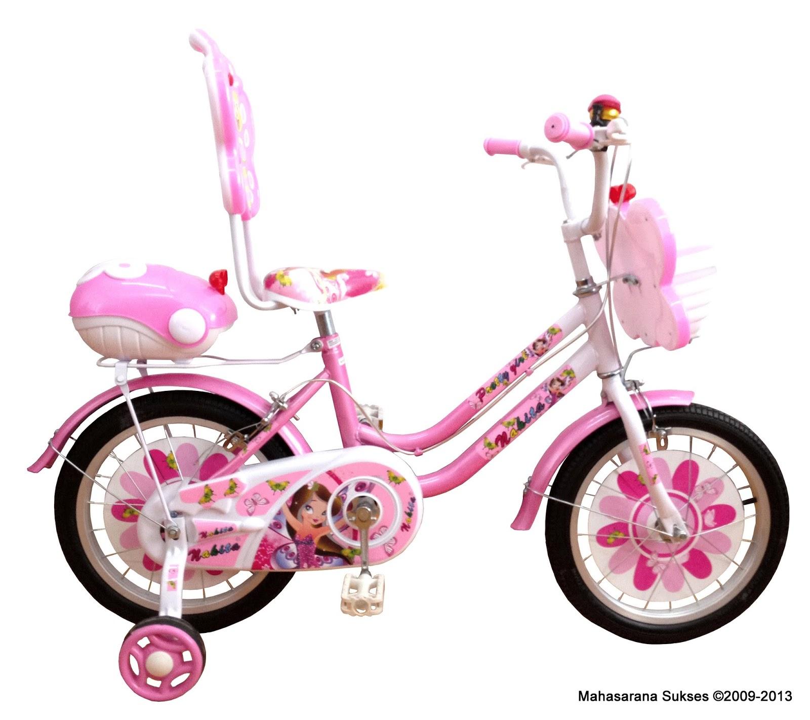 tokosarana™ | Mahasarana Sukses™: Sepeda Anak Nakita ...