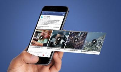 Cara Simpan Video Facebook Mudah di HP iOS