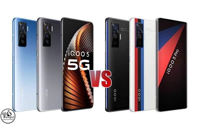 Vivo تكشف النقاب عن Vivo iQOO 5 و Vivo iQOO 5 Pro رسمياً في الخارج