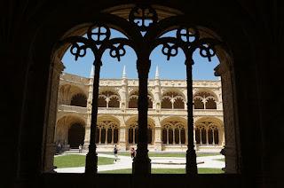 Mosteiro dos Jeronimos - Lisbonne - Portugal