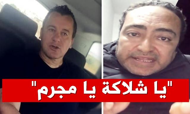 عاطف بن حسين يهاجم سامي الفهري atef ben hassine sami fehri instagram
