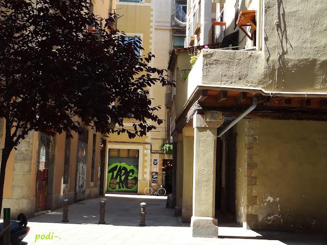 Guillem, Rec, la Ribera, el Born, Barcelona