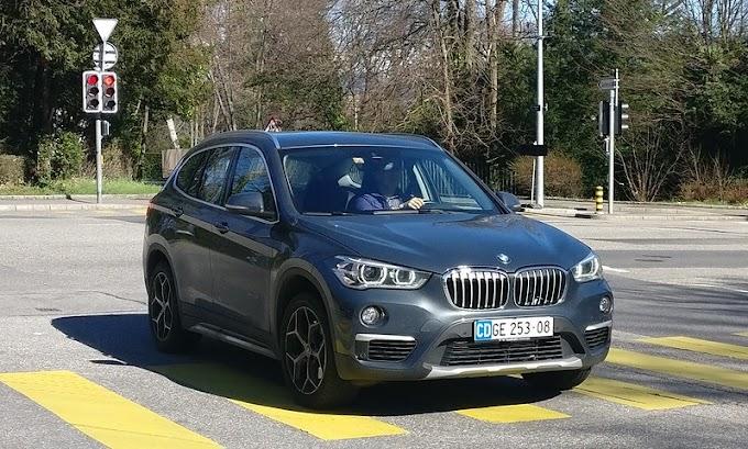 BMW X3, Banjir di Kota Siap Dilibas