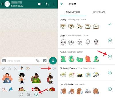 Download Stiker WhatsApp