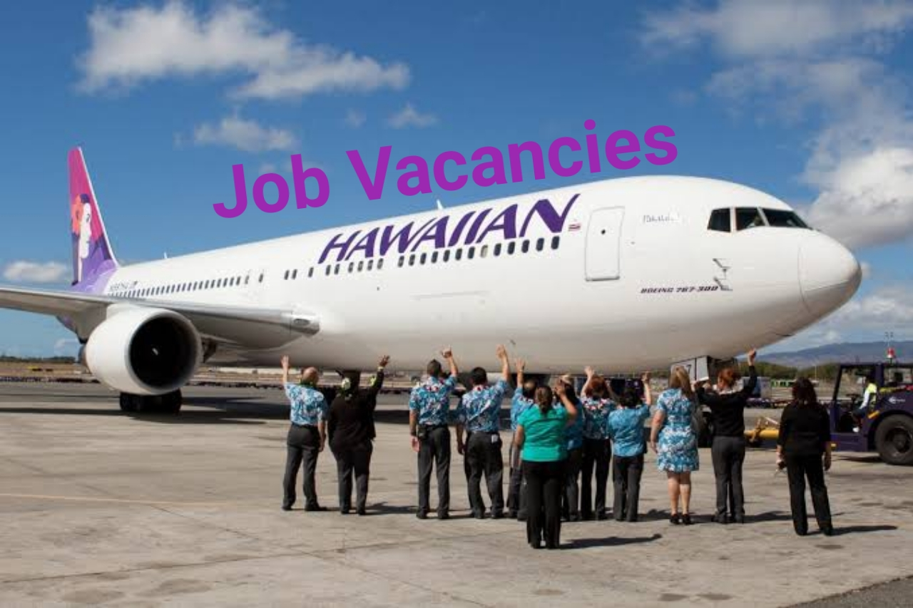 Hawaiian Airlines Recruitments  for Aircraft Mechanic Fresher [2021] - Apply Now