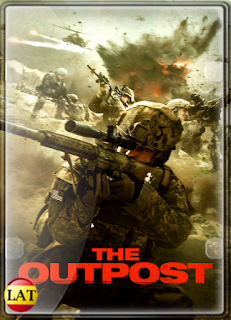 The Outpost: La Batalla de Kamdesh (2020) DVDRIP LATINO
