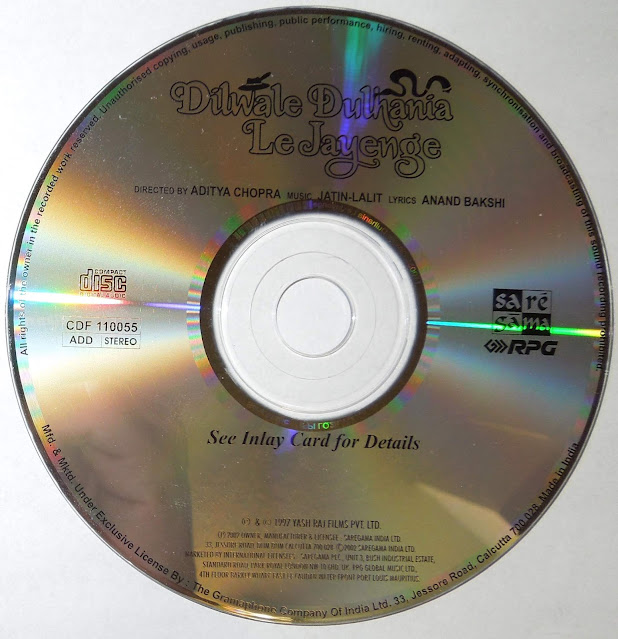Download Dilwale Dulhania le Jayenge [1995-MP3-VBR-320Kbps] Review