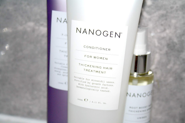 Nanogen 7-IN-1 Shampoo for Women